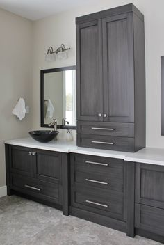 Double Sink Vanity, Vanity Design, Showcase Design, Vanities, Your Space, Armoire, Furniture, Home Decor, Clothes Stand