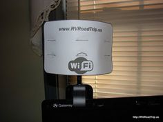 Do-It-Yourself Wi-Fi Signal Booster