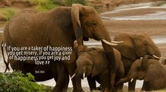 Here is collection of quotes by Sri Sri Ravi Shankar on Happiness and on how to be happy.