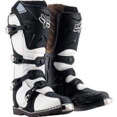 Fox Racing Tracker Motorcycle Boots - $79.99 - ordered!