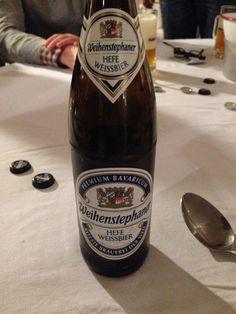 Weihenstephan - Hefeweissbier  0,5l,  5,4%