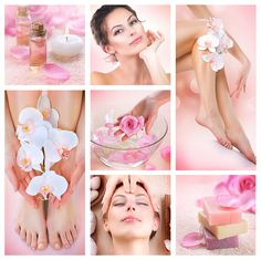 Bridal Preparation Before Wedding Bridal Body Care Before Marriage At Spa Salon Nail Care Wellness Massage, Spa Massage, Nuru Massage, Spa Facial, Best Rose Water, Spa Images, Images Photos, Before Wedding, Rose Oil
