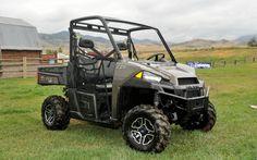 Le Polaris Ranger XP 900 2013, le vhicule cte  cte utilitaire redfini  - Galerie de photos - Quadnet.ca - Le Monde du VTT