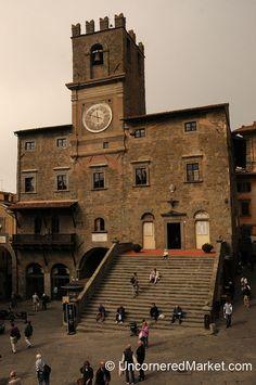 """""""The Steps"""" in Cortona, province of Arezzo , tuscany region Italy @Olivia García Alfonso"""
