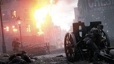 Battlefield 1 Soldier Cannon War Wallpaper