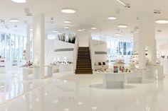 Showroom at the headquarters of Ritzenhoff AG | Clever Architekten + Ingenieure