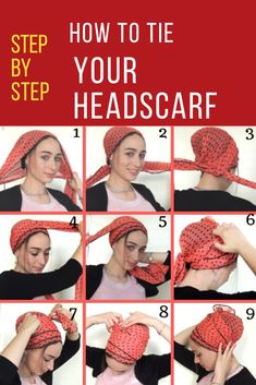 Simple ties for your headgear should make your day flow smoother and start your day off right.#tichel #tichels #headcoveringmovement #headcovering #headscarf #veil #vintagefashionchallenge #vintage #snood #headpiece #doityourself #Inspire #Turban #beautiful #beauty #makeup #fashion #volumizer #flower #hijab #religious #israel