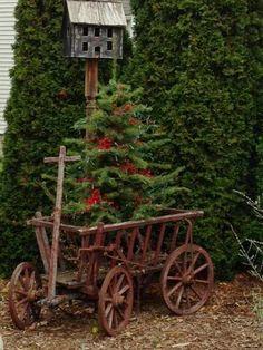 HomeSpunPrims: CHRISTMAS AT A SIMPLER TIME