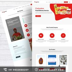 Meal Delivery Service, Technology Design, Saudi Arabia, Congratulations, Website, Link, Projects, Prints, Log Projects