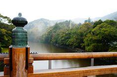 神宮 in Japan Ise Jingu