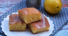 Szuper citromos sütemény recept képpel. Hozzávalók és az elkészítés részletes leírása. A Szuper citromos sütemény elkészítési ideje: 55 perc Cake Cookies, Cornbread, Sweets, Baking, Ethnic Recipes, Food, Millet Bread, Gummi Candy, Candy