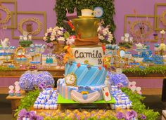 Festa Provençal - Site Oficial: Alice no País das Maravilhas!
