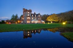 Isle Of Eriska Hotel Is An Award Winning 5 Star Luxury On The