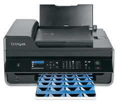 Lexmark S515 Wireless Inkjet Printer with Scanner, Copier, and Fax