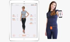 LikeAGlove.me Jeans that Fit   It's now easy to find jeans that fit. Introducing LikeAGlove's smart leggings technology! Finds brands, models and sizes that will fit your shape best. Our smart leggings measure your shape and sends the data to our free App