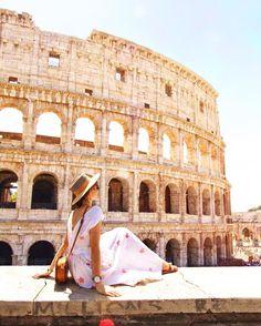 Colosseum   photo by @taramilktea