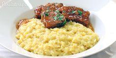 PANELATERAPIA - Blog de Culinária, Gastronomia e Receitas: Risoto de Macarrão de Letrinhas