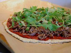 Paleo Pizza | Oerkracht - Paleo, Puur & meer