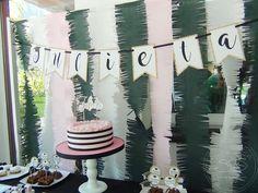 SD Eventos: GRADUACIÓN Mesa dulce graduación Graduation party pink and black party Graduation Sweet table Golosinas personalizadas Candy Bar Graduation cake Pink and black cake
