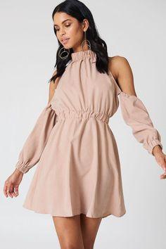 Peyton Cold Shoulder Dress