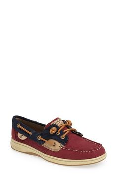 Free shipping and returns on Sperry Top-Sider® 'Ivyfish' Boat Shoe (