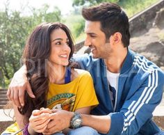 EXCLUSIVE! Sushant and Kiara look adorable in this new still from M.S Dhoni - The Untold Story