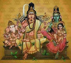 Shiva Art, Ganesha Art, Krishna Art, Hindu Art, Lord Ganesha Paintings, Lord Shiva Painting, Krishna Painting, Shiva Linga, Shiva Shakti