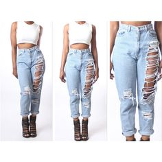 98cf1fdba5a Wholesale Product Snapshot Product name is Spring 2015 Jeans Lady s Loose  Version Hole Harlan Jeans Panty Calca Jeans Feminina Boyfriend Jeans