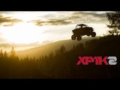 Don't Try This yourself, You Might Die! - Watch This Heavily Modified Polaris RZR Get Thrashed Through The Forrest, And Even Break The World record For Longest Jump! | Shock Mansion