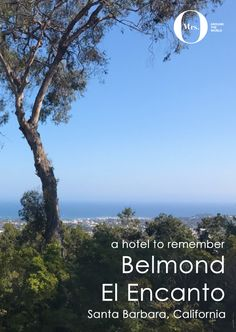 I went stateside and explored my first Belmond property in the Americas: Belmond El Encanto, located in Santa Barbara, California. Like most Belmond hotels, El Encanto is no standard hotel - it has something very unique about it.