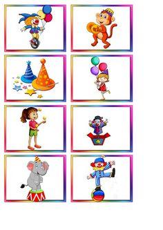 * Circus! Wat ontbreekt! 6-8