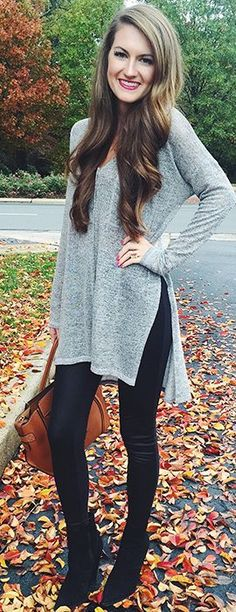 Lush Button-up Top  Fall Street Style Inspo by Southern Curls and pearls