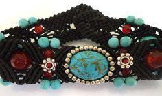 Hey, I found this really awesome Etsy listing at https://www.etsy.com/listing/127188886/macrame-bracelet-handmade-bracelet