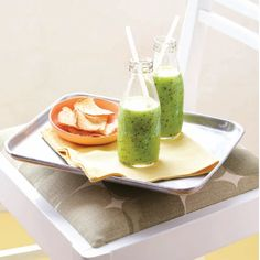 Food Thinkers: Kiwi Melon Froojie™