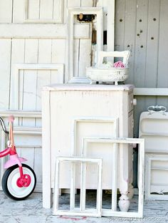 How To Distress Painted Furniture And Home Decor Petticoat Junktion Tips  And Techniques 4