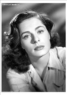 Viveca Lindfors (3) - Hollywood Screen Legend - Wonderful A4 Glossy Print by Vintage Portraits http://www.amazon.co.uk/dp/B019EVYYFC/ref=cm_sw_r_pi_dp_FNuCwb0G1E8WR