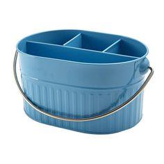 Blue Flatware Caddy: Shopko
