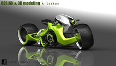 BIKE DE FUTURO on Behance
