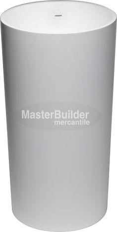Blu Bathworks SA0505 Coco blu∙stone™ Freestanding Pedestal Basin – MasterBuilder Mercantile Inc.