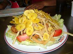 comida panameña | Lenos & Carbon, Ciudad de Panamá, Panamá - Opiniones sobre ...