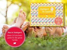Gutscheinbücher Familie Stuttgart Esslingen