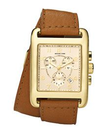 double wrap michael kors watch - want this!