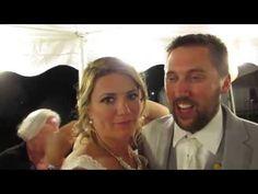 Five-O DJ Entertainment - Tom and Elizabeth Review of Their Wedding Entertainment Video, Wedding Dj, Toms, Entertaining, Videos, Hilarious, Video Clip