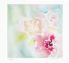 Multicolor Abstract Poppy Flower-watercolor paintings for sale. Choose your  favorite multicolor abstract poppy flower-watercolor paintings from thousands of.