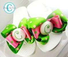 cute bride flip flop-f25915.jpg 455×380 pixels