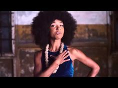 We Are America - Esperanza Spalding -  i like this video check it out-sister souljah