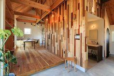 """昔から私たちの生活と密接なかかわりを持ってきた""""木""""。木材を使ったものが飾られている空間は、なんだか安心感をもたらしてく…"""