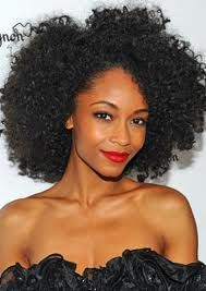 """reclaimingthelatinatag: """" Yaya DaCosta is an American actress and fashion model. She was the runner-up in Cycle 3 of America's Next Top Model. This beauty of African American, Afro-Brazillian,. Pelo Natural, Natural Hair Tips, Natural Hair Journey, Natural Curls, Natural Hair Styles, Natural Beauty, Natural Hair Inspiration, Black Power, Big Hair"""
