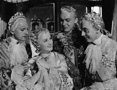 Norma Shearer, Reginald Gardiner, Joseph Schildkraut, Albert Van Dekker, Marie-Antoinette, Marie-Antoinette