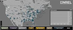 very cool renewable energy projection map from National Renewable Energy Lab